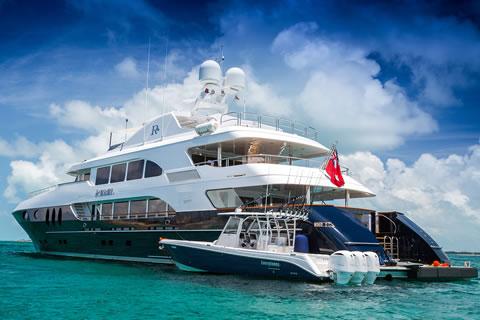 Rebel yacht charter Meridian Yacht Charters