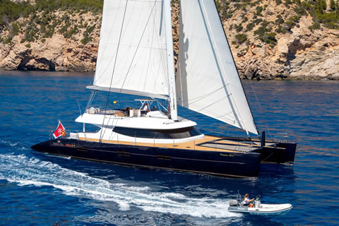 Meridian Yacht Charters | Private, Luxury, Quality Sailing