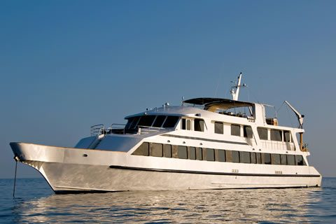 Integrity - Private Motor Yacht Charter in the Galapagos