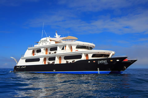 Yacht Charter in the Galapagos