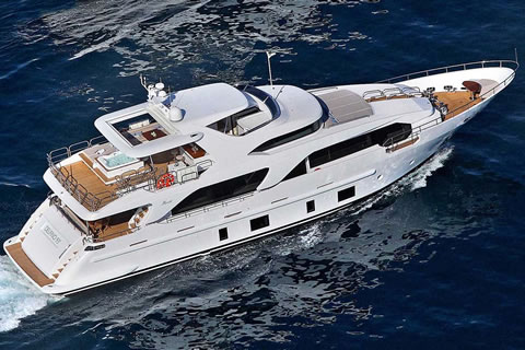 All About Chartering a Super Yacht
