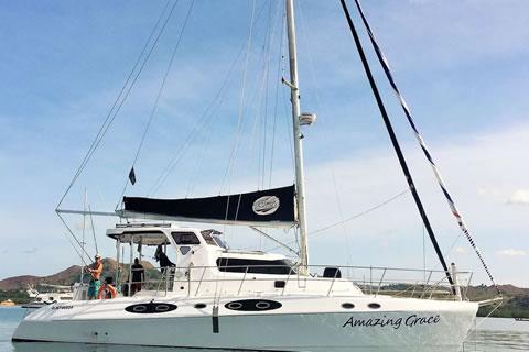 Amazing Grace 53ft Royal Cape Catamaran