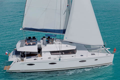 NENNE 67ft Fountaine-Pajot catamaran