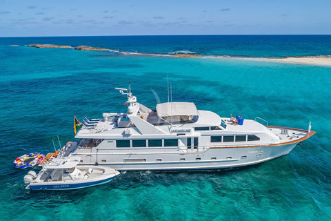 Alexandra Jane Bahamas Yacht Charter